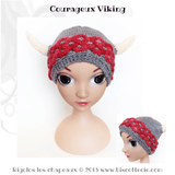 Rigolos children's hats Ebook - 8 knitting patterns - Biscotte yarns  - 5
