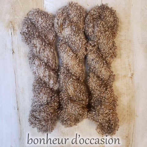 "Bis-sock yarn ""Chocolat"" hand-dyed yarn 