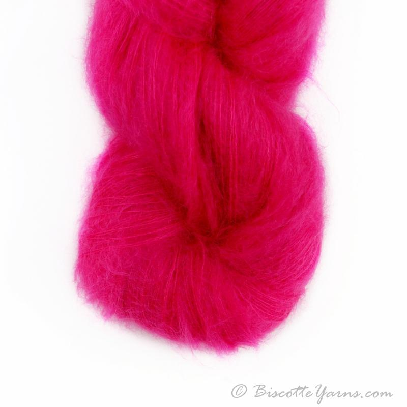 Hand-Dyed Kid Silk Yarn | Hermione BONBON