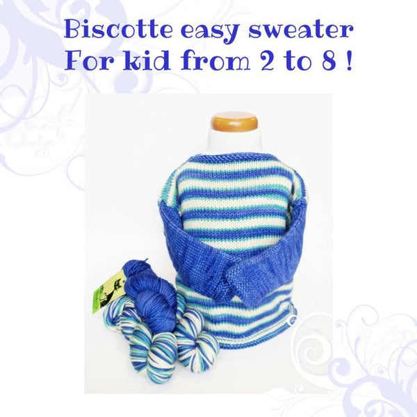 Easy Sweater Pattern For Kids