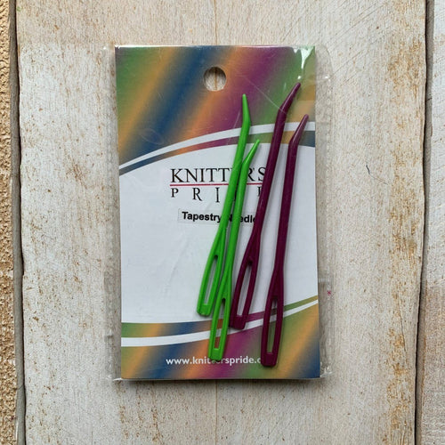 KNITTER'S PRIDE - Tapestry Bent Tip Needles Set