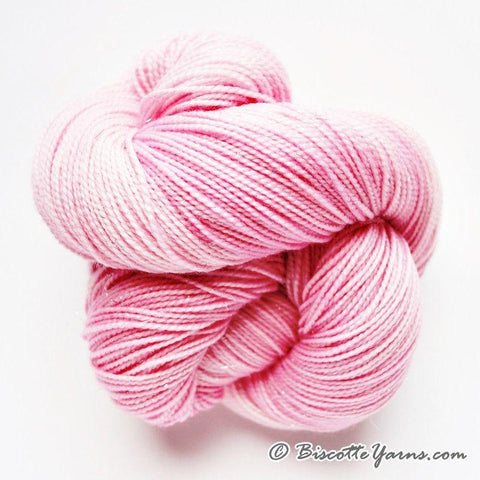 Sparkle hand-dyed yarn LUMOS - Betterave