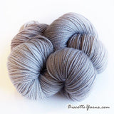 Sparkle yarn hand-dyed LUMOS - Gris Gris - Biscotte yarns  - 1
