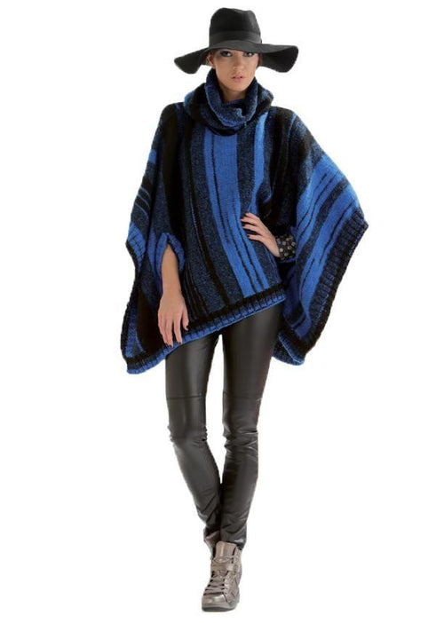 Free Cheval Blanc pattern - Women's poncho cat.19-02