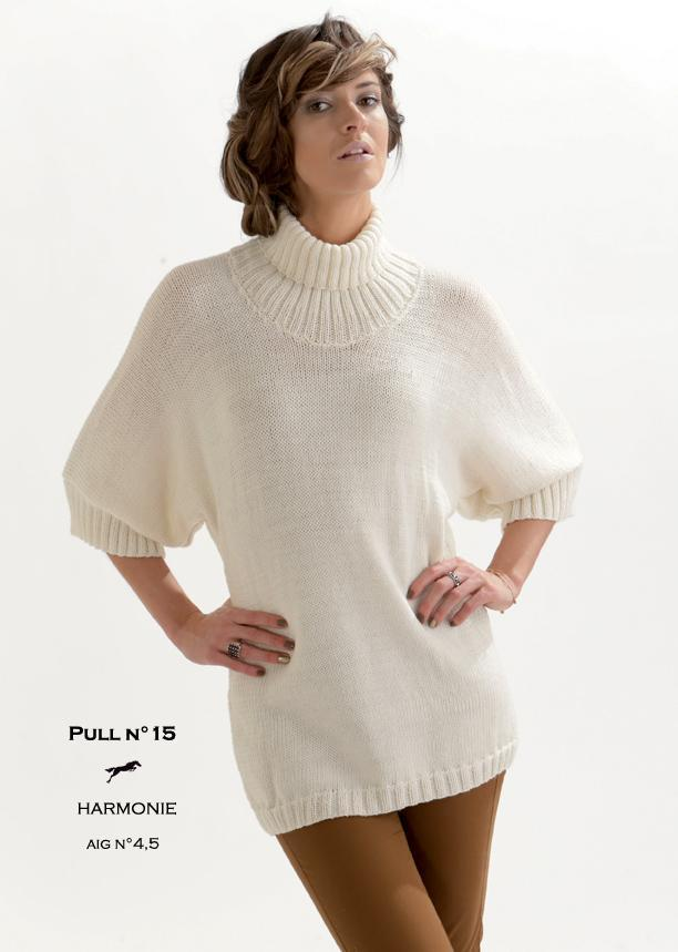 Free Cheval Blanc pattern - Women's sweater cat.19-15