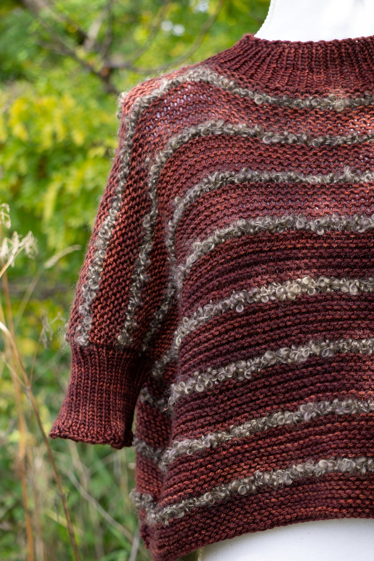 Loop Groop Sweater | Free Knitting Pattern