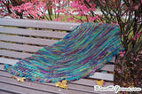 Palmer House Shawl FREE pattern - Biscotte yarns  - 4