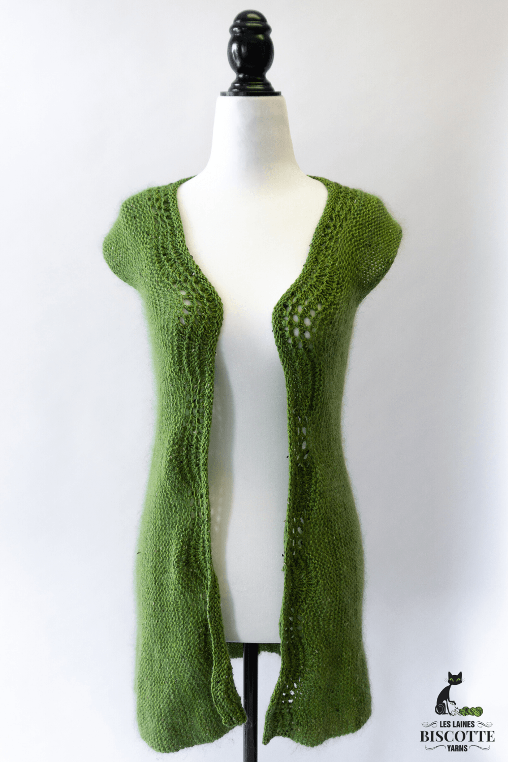 SIRIUSly Casual Cardigan | Free Knitting Pattern