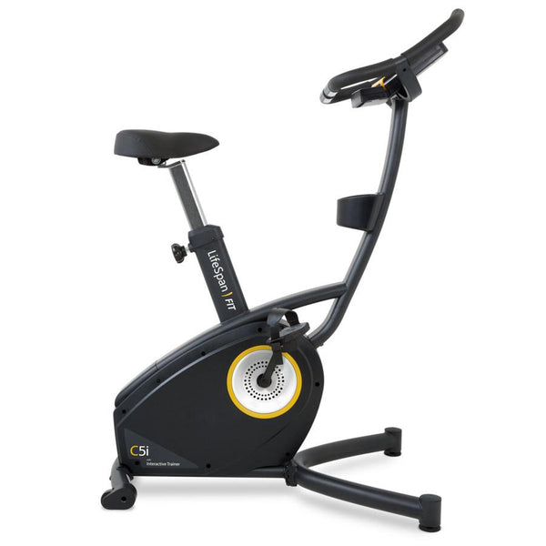 LIFESPAN C5i Upright Exercise Bike for Blue365