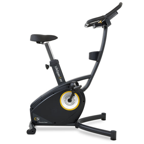 LIFESPAN C5i Upright Exercise Bike for ChooseHealthy