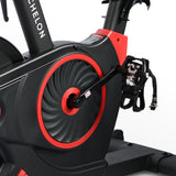 ECHELON EX3 Smart Connect Upright Exercise Bike (Red)