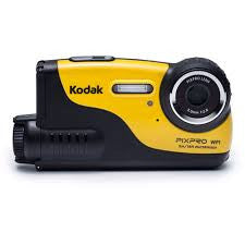 KODAK PixPro WP1 Waterproof Cam - Yellow