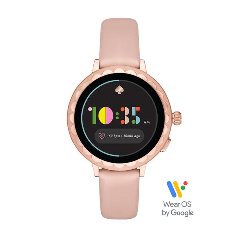 KATE SPADE Smart Watch 2 (Blush) For ChooseHealthy