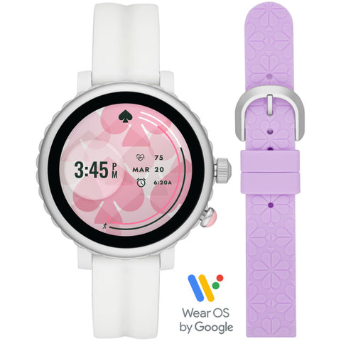 KATE SPADE Sport Smart Watch Gift Set for ChooseHealthy