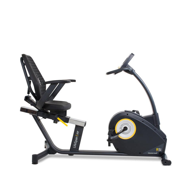 LIFESPAN R5i Recumbent Bike for Blue365