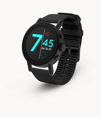 MISFIT Vapor X Black (Jet Silicone Strap) for ChooseHealthy