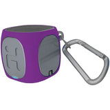 IHOME IBT55UGXC Mini Speaker System (Purple-Gray)