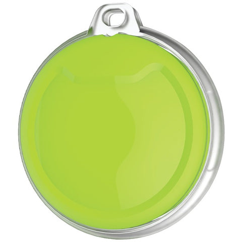 Poof(r) Sync66-0006 Pea Waterproof Pet Activity Tracker (lime)