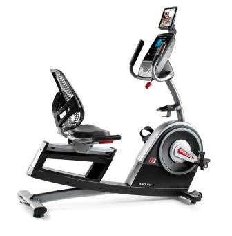 ProForm 440ES Recumbent Cycle for ChooseHealthy