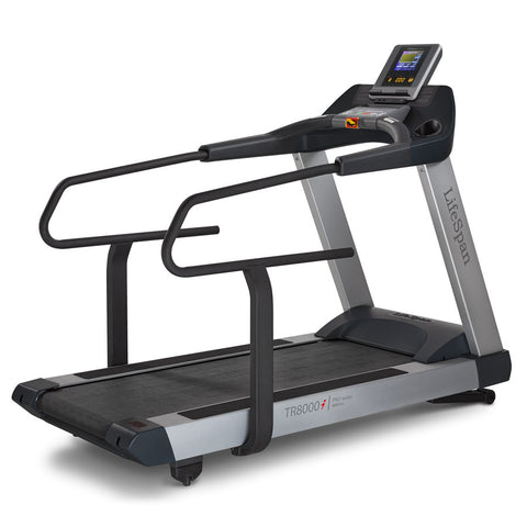 LIFESPAN TR8000i Pro-Series Rehabilitation Treadmill for ChooseHealthy