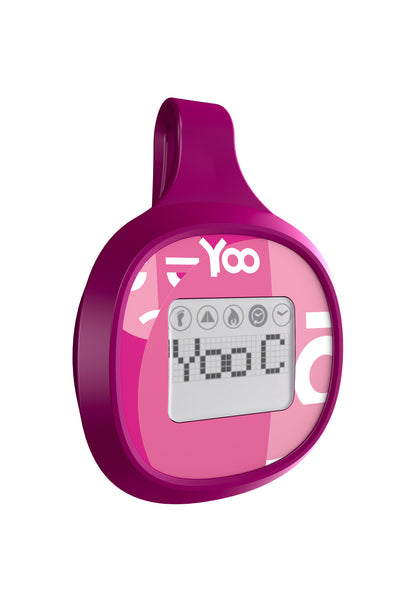 YOO C Bluetooth Smart Activity Tracker - Raspberry