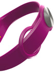 YOO HD Bluetooth Smart Fitness Band (Pink)