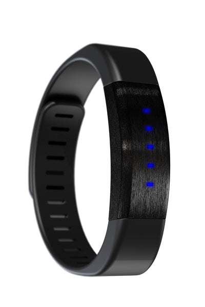 YOO SA Bluetooth Smart Fitness Band (Brushed Graphite)