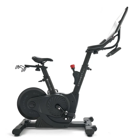 ECHELON EX7s Smart Connect Upright Exercise Bike (Red)