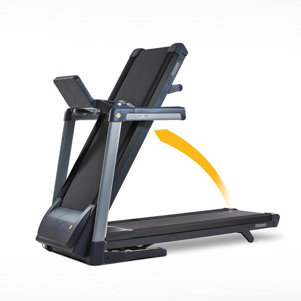LIFESPAN TR3000i Folding Treadmill for Blue365