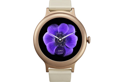 LG Watch Style W270 (Rose Gold)