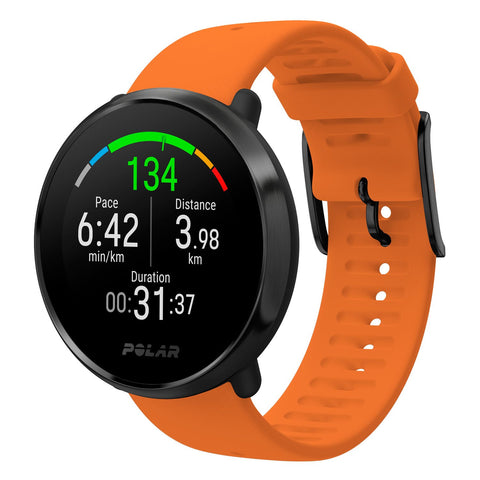 POLAR Ignite (Orange/Black - Medium/Large) for ChooseHealthy