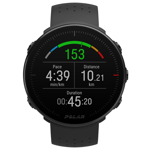 POLAR Vantage M (Black, Med/Large) for ChooseHealthy