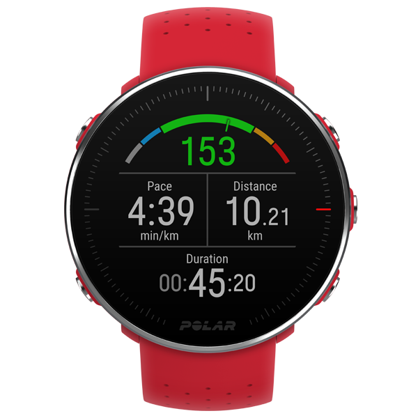 POLAR Vantage M (Red, Med/Large)