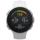 POLAR Vantage V (White with HR Monitor) for ChooseHealthy