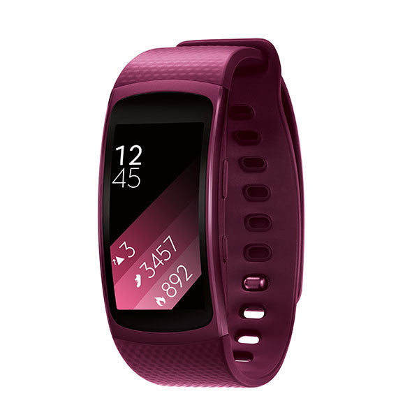 SAMSUNG Gear Fit 2 (Large) - Pink