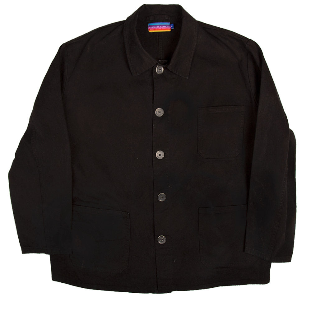 TWILL JACKET (BLACK)
