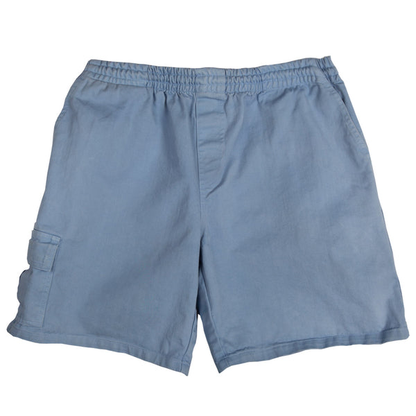 CARGO SHORTS (ICY BLUE)