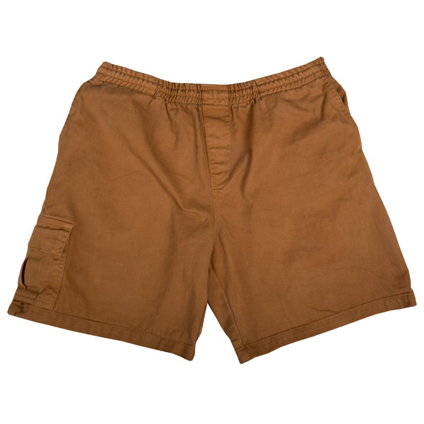 CARGO SHORTS (GOLDEN BROWN)