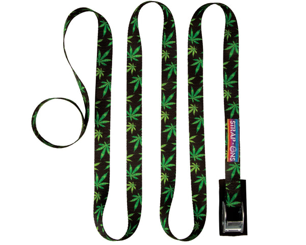CANNABIS STRAP ONS (SET OF TWO)
