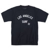 Los Angeles Surf Tee (Charcoal)