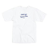 Different Wave Tee (White/PBD)