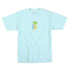 Bro Palm Tee (Pale Blue Dot)