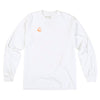 Run Kook Run Long Sleeve Tee (White)