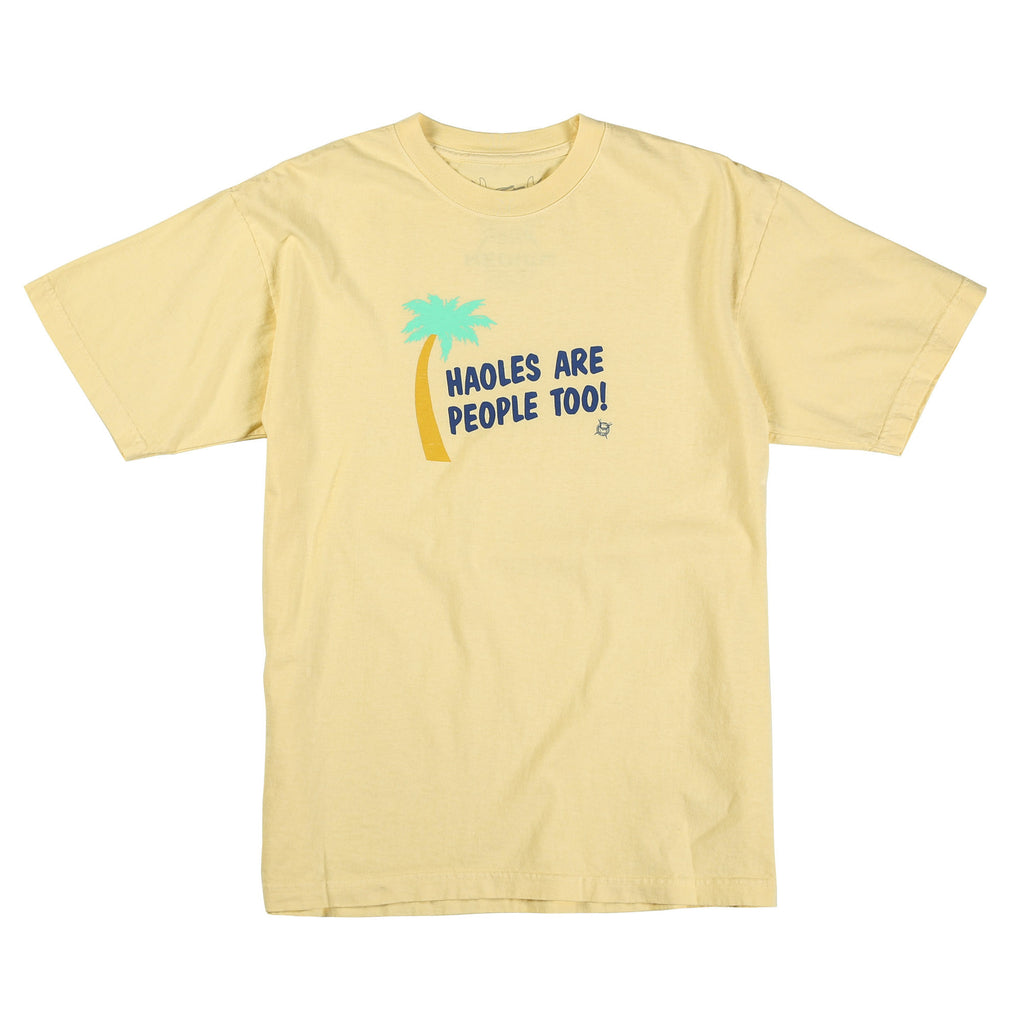 Halos Tee (Hot Buttered)