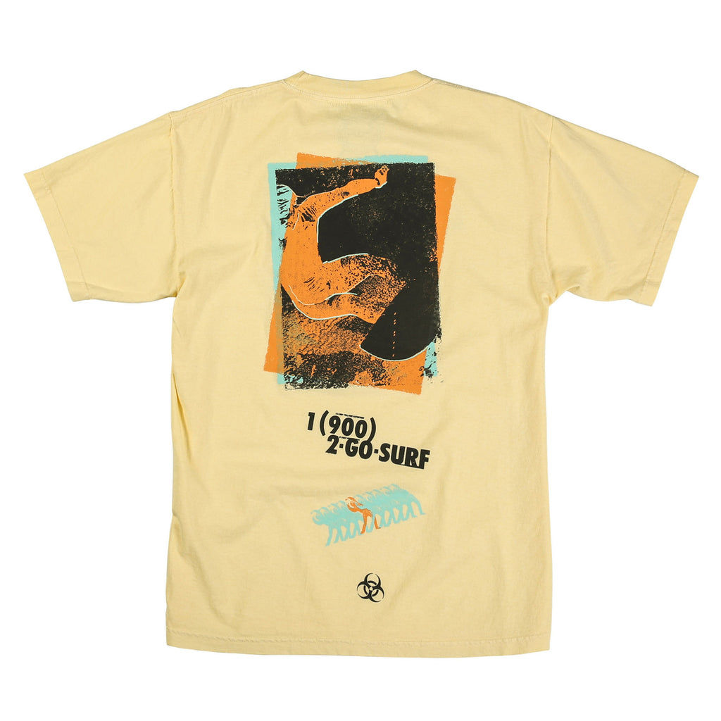Hotline Tee (Hot Buttered)