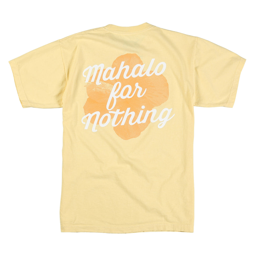Mahalo Hibiscus Tee (Hot Buttered)