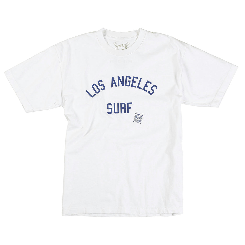 Los Angeles Surf Tee (White)