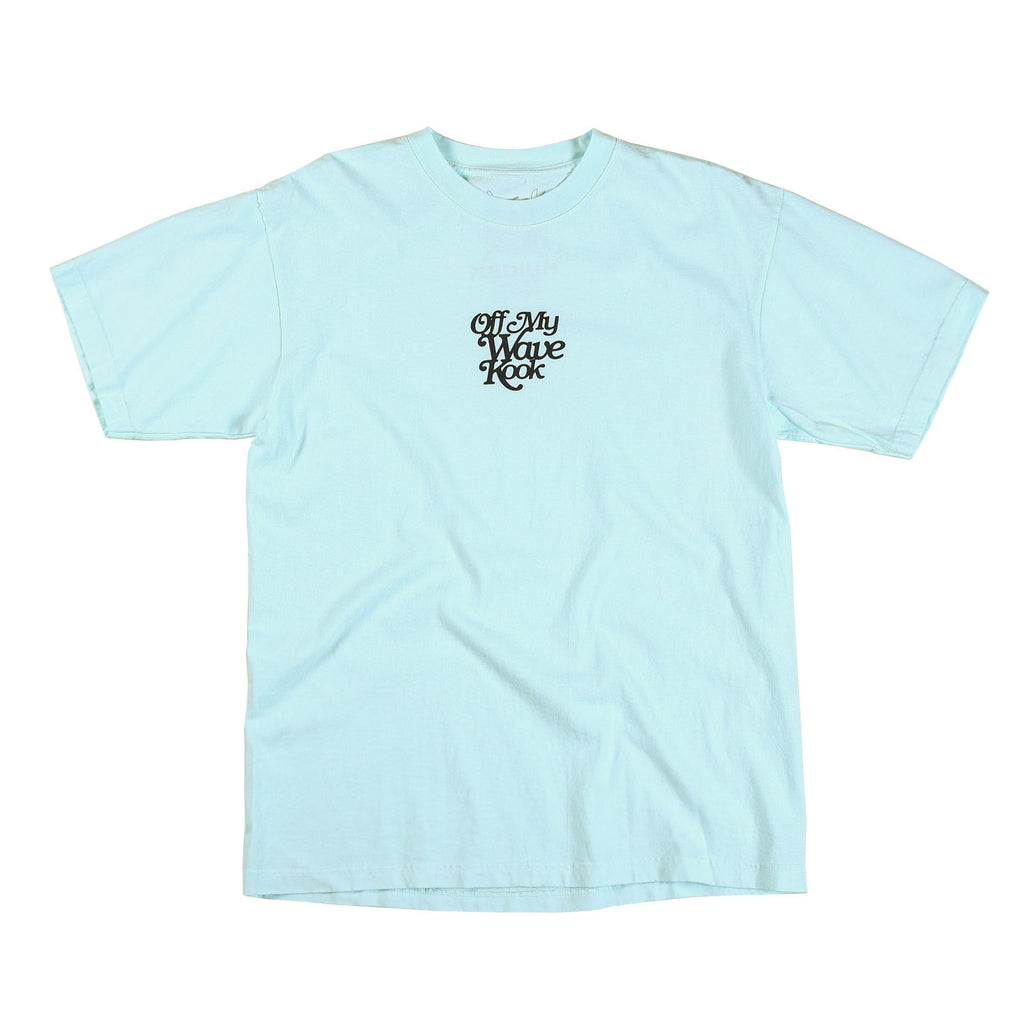 Off My Wave Tee (Pale Blue Dot)