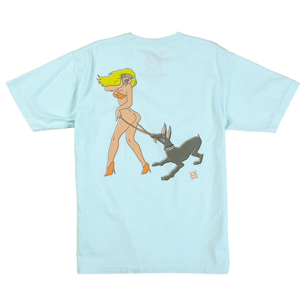 Cali Girls Tee (Pale Blue Dot)