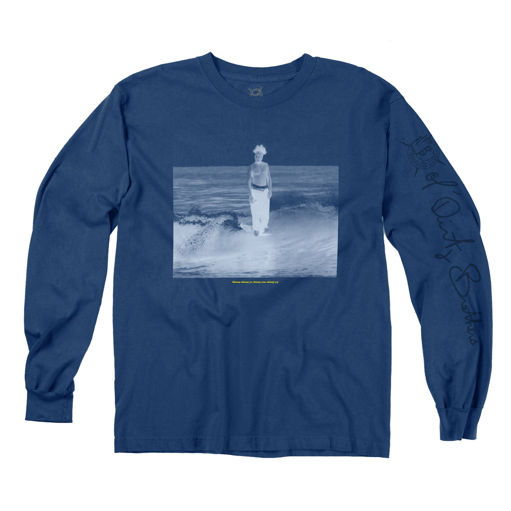 ODB LONG SLEEVE (BLUE)